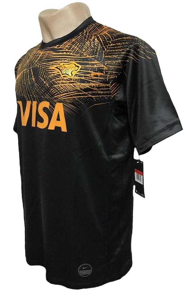 1d918cbc1 JAGUARES ARGENTINA NATIONAL TEAM SUPER RUGBY HOME JERSEY 2019